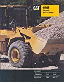1994 Caterpillar 950F Series II Wheel Loader Brochure