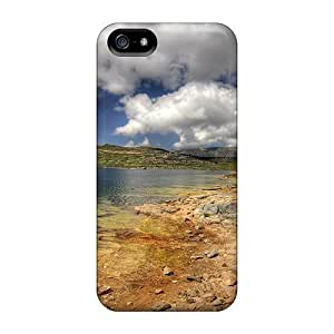 LastMemory Design High Quality Water's Edge Cover Case With Excellent Style For Iphone 5/5s