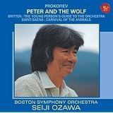 プロコフィエフ:ピーターと狼/サン=サーンス:動物の謝肉祭&ブリテン:青少年のための管弦楽入門