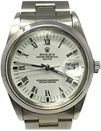 Date swiss-automatic mens Watch 15000 (Certified Pre-owned)