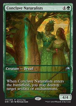 Magic: the Gathering - Conclave Naturalists (171/272) - Unique & Misc. Promos