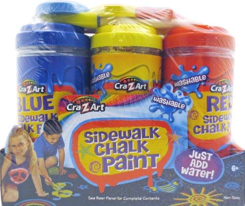 Cra Z Art 10830 Sidewalk Chalk Paint