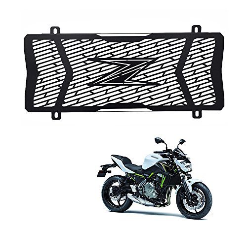 Motorcycle Radiator Grille Grill Guard Protective Cover Grill For Kawasaki Z650 (Kawasaki Radiator)