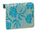 Lassig Front Cover For Messenger Bag, Henna Ocean