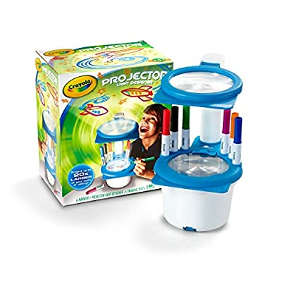 Crayola Projector Light Designer: Toys & Games