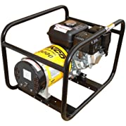 Winco WT3000H Industrial Portable Generator, 3,000W Maximum, 102 lb.