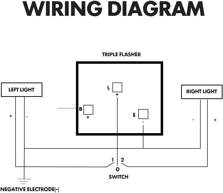 B 4 6 Volt LED Turn Signal Switch Indicator Light--Positive or Negative Ground