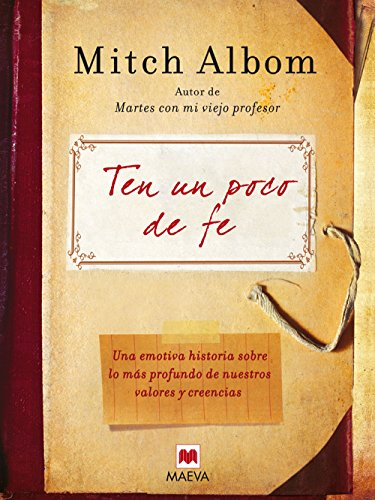 Ten un Poco de Fe (Spanish Edition)