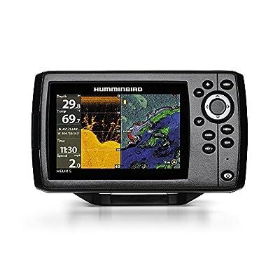 Humminbird Helix 5, CHIRP Di GPS G2,