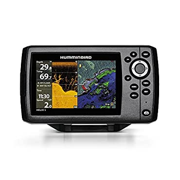 Humminbird 410220-1 Helix 5 CHIRP Di GPS G2 Chartplotter