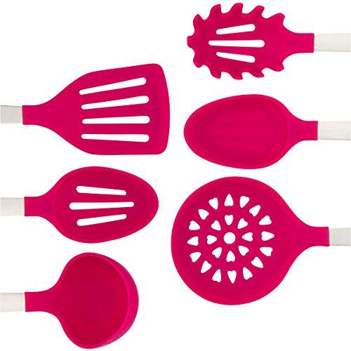 Silicone Kitchen Utensil Set Canada