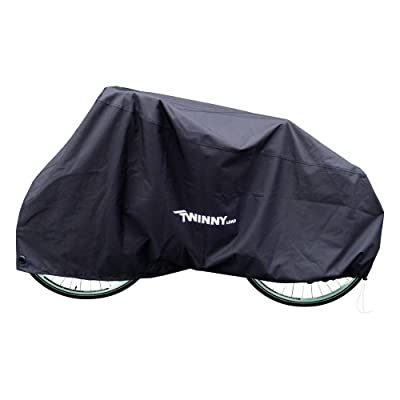 Twinny Load 627998050 Bicycle Cover for 1 Bike: Automotive [5Bkhe0102385]