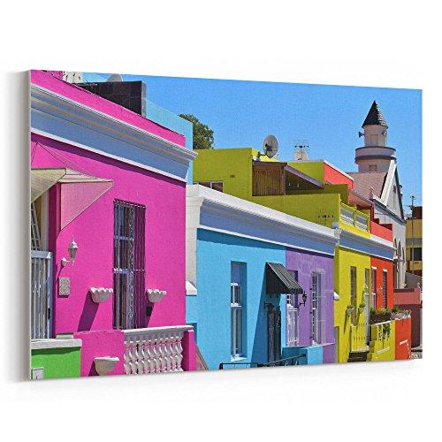 (Westlake Art - Home Building - 16x24 Canvas Print Wall Art - Canvas Stretched Gallery Wrap Modern Picture Photography Artwork - Ready to Hang 16x24 Inch)