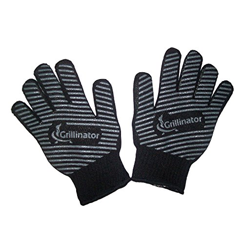 Grillinator Gloves Heat Resistant Authentic product image