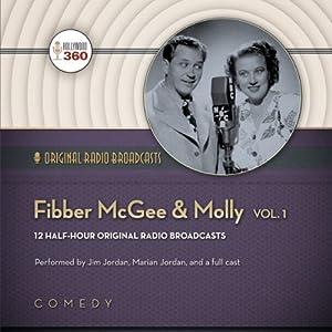 Fibber McGee & Molly, Volume 1 Radio/TV Program