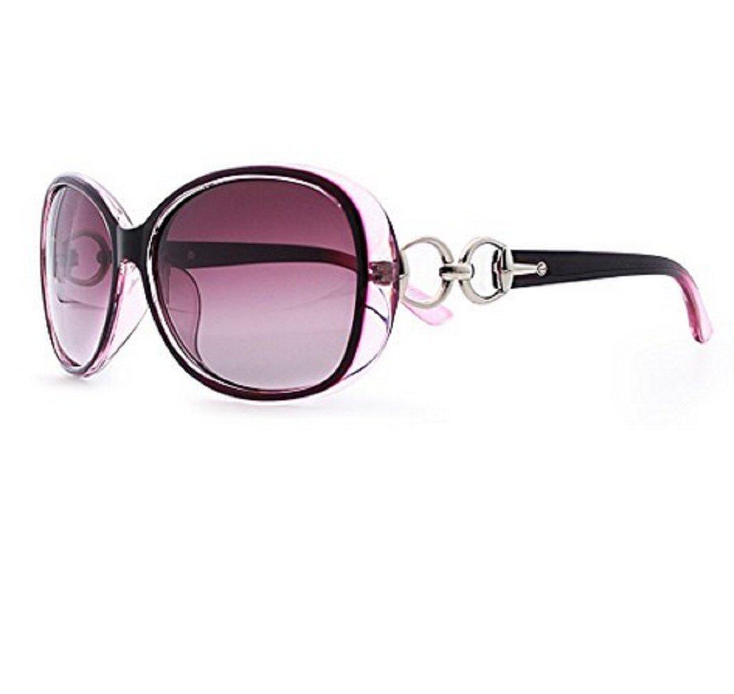 M2 - rot - Sonnenbrille große Vintage Frau retrò polarisiert UV400 M9SiTn8LUC