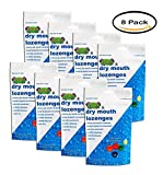 PACK OF 8 - Cotton Mouth Dry Mouth Lozenges, 30 count, 3.3 oz