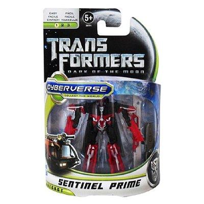 Transformers 3 Dark of the Moon Commander Class Sentinel Prime