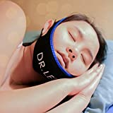 Adjustable Stop Snoring Chin Strap for Fast, Natural Snore Relief by Dr Lee Snoring