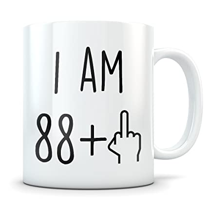 Funny 89th Birthday Gift For Women And Men