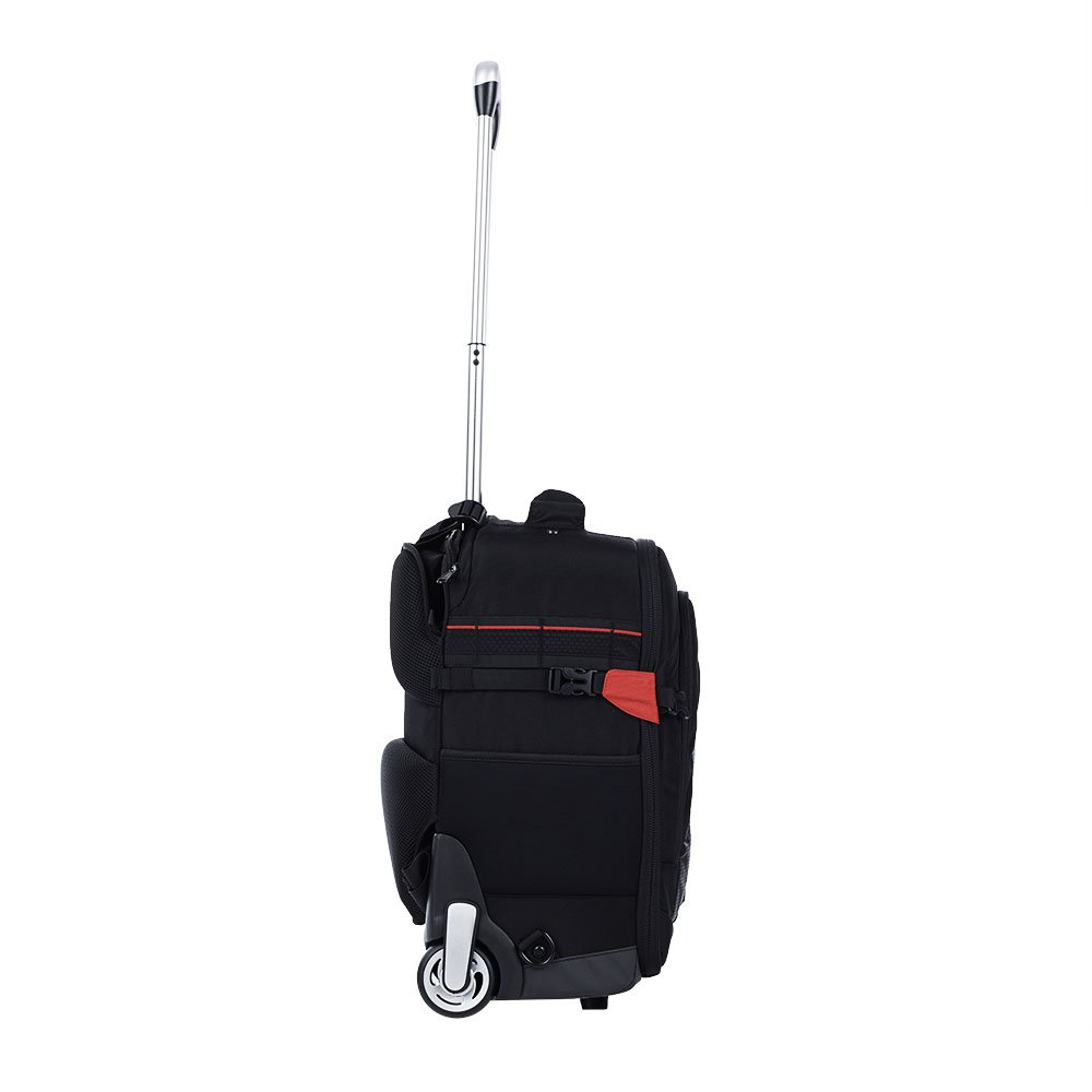 1df0fb6b0576 Fovitec StudioPRO - Rolling Photography Backpack for DSLR & Video ...