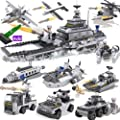 Toy craft Aircraft carrier building block