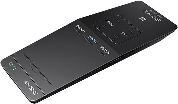Sony Rmfed004 Intuitive Nfc Fernbedienung Mit Touchpad Elektronik