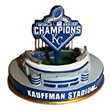 Kansas City Royals MLB 2015 World Series Champions Legends of the Field Kauffman Stadium Paperweight