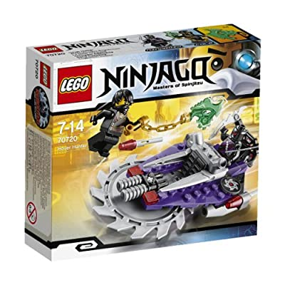 LEGO Ninjago Hover Hunter Toy (70720): Toys & Games