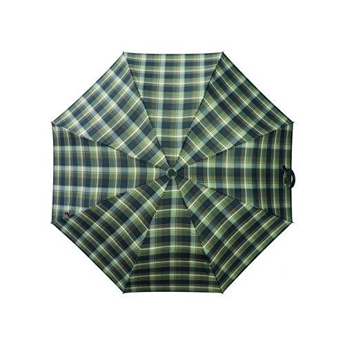 Knirps - Knirps - paraguas plegable - Automático abierto - 824 Minimatic SL - a cuadros