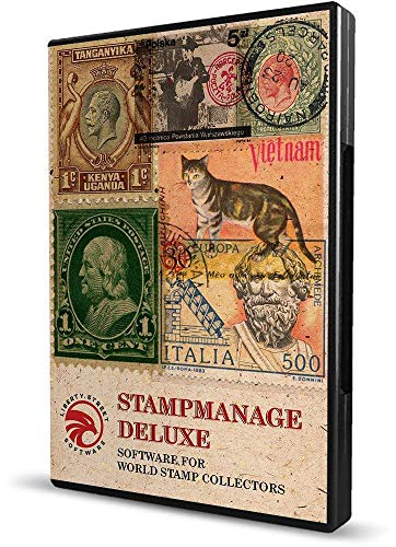 stamp collecting software - 4