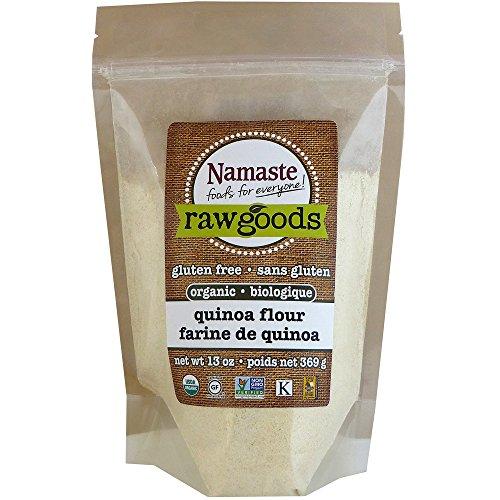 Namaste Foods Organic Quinoa Flour, 13 Ounce