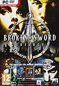 Broken Sword Trilogy (UK)