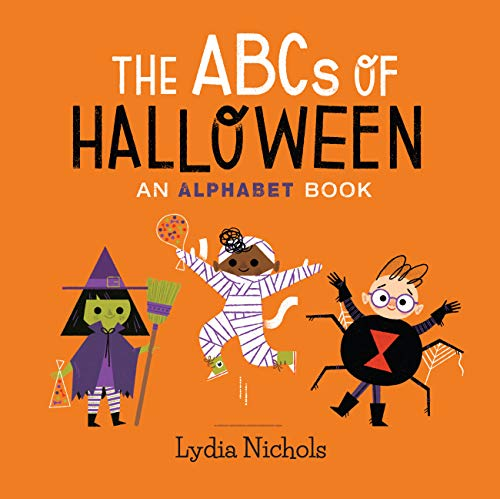 The ABCs of Halloween: An Alphabet Book]()