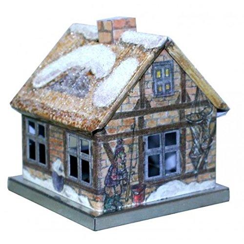 Knox Metal Incense Smoker House - Style 4