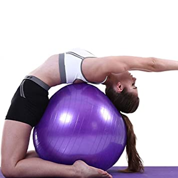 XGYUII Pelota de Yoga Pelota de Ejercicio Gimnasio Suizo ...