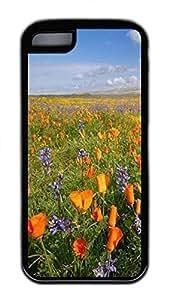 Distinct Waterproof Thick Growth Of Grass Design Your Own iPhone 5c Case Kimberly Kurzendoerfer