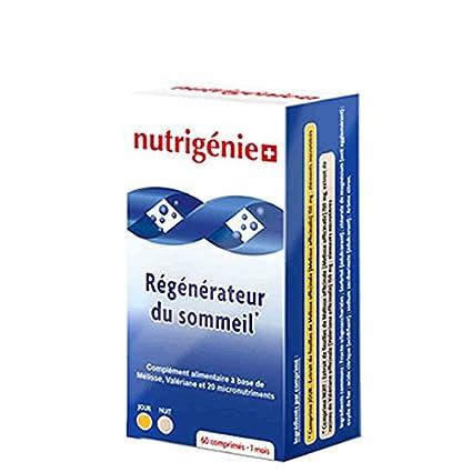 Nutrigénie - 60 pastillas Nutrigénie regenerador del sueño.