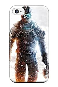 New Arrival Dead Space 3 Survival Horror Game For Iphone 4/4s Case Cover
