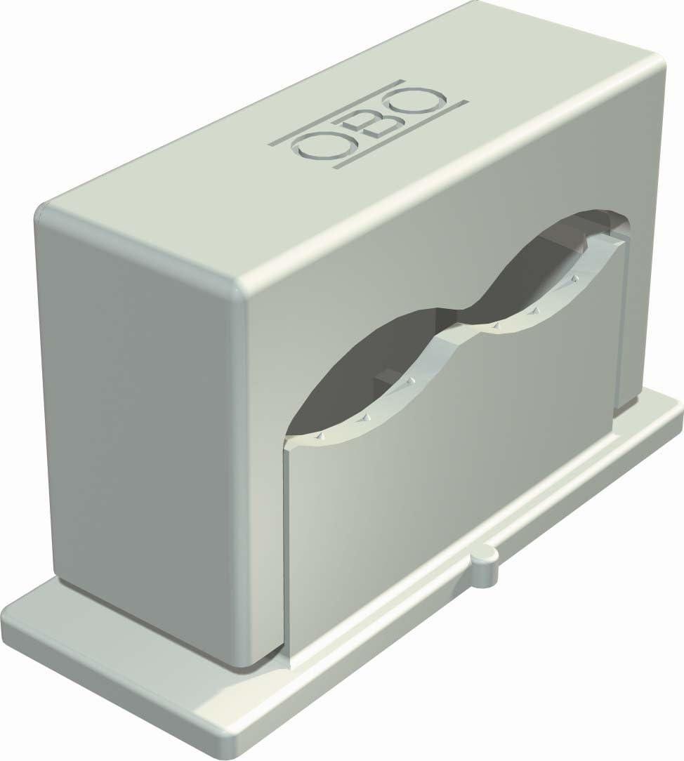 obo-bettermann System conex. IJF.–Heftklammern Druck 3050/2LGK