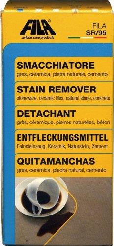 Fila «SR95» - Quitamanchas para mármol y gres: Amazon.es ...