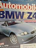 2002 BMW Z4 / 2003 Mercury Marauder / 2001 Ford Escape XLT Road Test