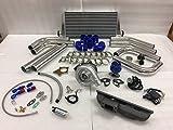 420a turbo kit - 95-99 Mitsubishi Eclipse Neon 420a 2.0 Turbo Kit Intercooler BOV CAST Manifold