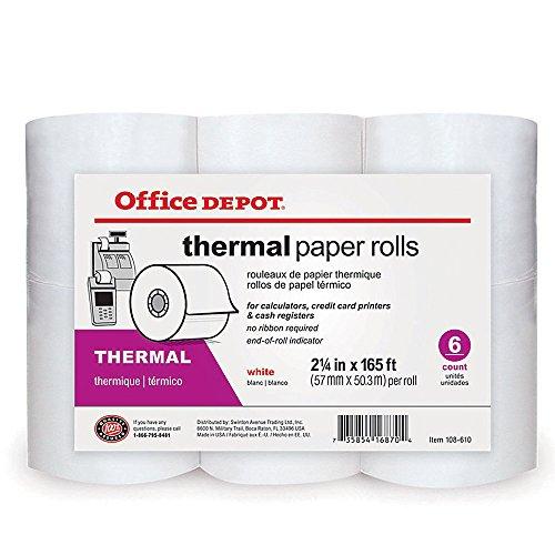 Office Depot Receipt - 9