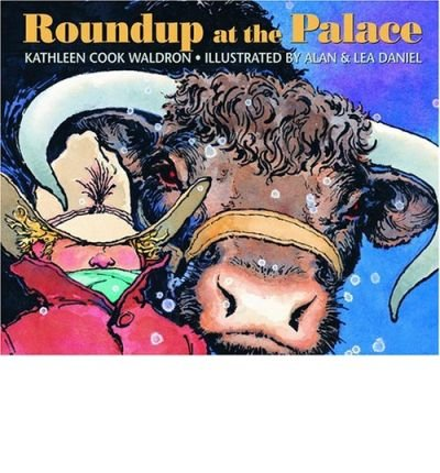 Roundup at the Palace (Northern lights books for children) (Hardback) - Common ebook