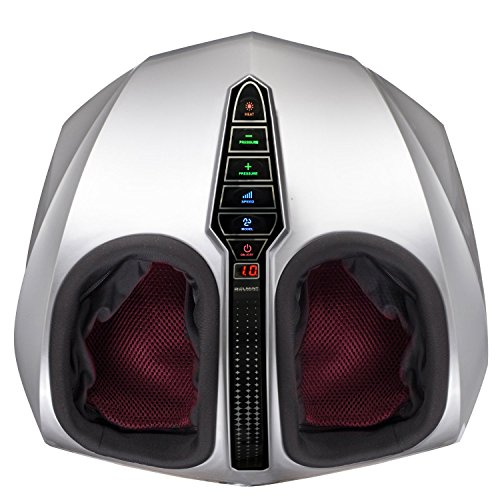 Belmint-Shiatsu-Foot-Massager-with-Switchable-Heat-Cover-Is-Removable-Washable-One-Year-Warranty