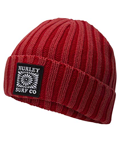 Hurley - Mens Dose Hat, Size: O/S, Color: University Red]()