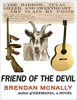 Friend of the Devil by [McNally, Brendan]