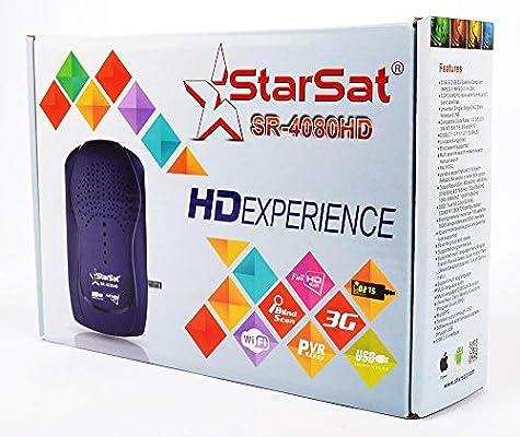 Starsat Sr 4090 Hd Wifi