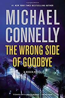 Book Cover: The wrong side of goodbye